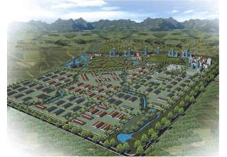 Khu công nghiệp Bắc Phú Cát – Hà Nội