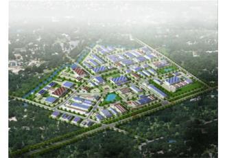 Khu công nghiệp Thạch Thất - Quốc Oai, Hà Nội