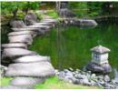 4 ý tưởng thiết kế lối đi bằng đá trong sân vườn