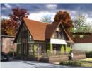 Tư vấn kiến trúc biệt thự nhà vườn ở ngoại ô