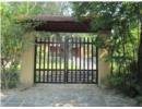 Tại sao cửa cổng lớn nên dùng màu sắc trung hoà?