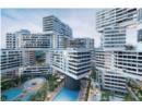 Khu chung cư so le độc đáo tại Singapore