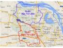 Phê duyệt quy hoạch sử dụng đất đến năm 2020 của hai quận Từ Liêm (Hà Nội)