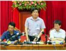 """Lãnh đạo quận Hà Đông khẳng định không có """"phí bôi trơn"""" trong cấp sổ đỏ"""
