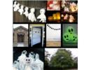 Ngôi nhà vui nhộn trong lễ hội Halloween