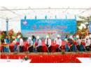 Khởi công dự án nhà máy nước Bắc Thăng Long - Vân Trì