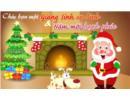 Hòa vào không khí Giáng sinh: Những cây thông Noel khổng lồ lung linh sắc màu tại Hà Nội