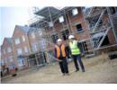 Lĩnh vực xây dựng nhà ở của Anh tăng trưởng không ổn định