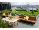 Những ý tưởng mới lạ cho khu vườn trên sân thượng