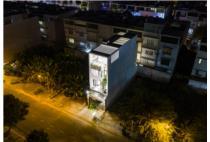 Ngôi nhà giao hòa với thiên nhiên giữa lòng Sài Gòn
