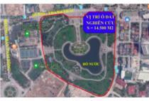 """Hà Nội: Đề xuất """"xén"""" đất Công viên Cầu Giấy để xây bãi đỗ xe ngầm"""