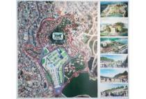 Khu trung tâm Hòa Bình - Đà Lạt được quy hoạch thành 5 phân khu