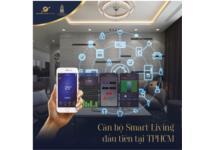 Sắp khai trương căn hộ chuẩn công nghệ 4.0 đầu tiên tại Tp.HCM