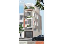 Xu hướng thiết kế nhà phố hiện đại 2013