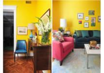 Phối màu thời trang cho ngôi nhà của bạn