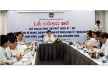Tp.HCM: Quy hoạch vùng kinh tế trọng điểm phía Nam và ĐBSCL