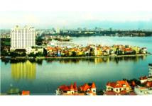Hà Nội: Không được xây nhà cao quá 3 tầng sát hồ Tây
