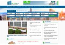 Thiết kế website bất động sản chuẩn SEO, giá rẻ