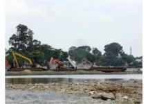Lấp sông Đồng Nai làm dự án: Không cần thiết phải làm ĐTM mới