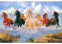 Những đại kỵ trong treo tranh phong thuỷ