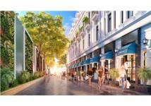 Mảng xanh giữa phố thương mại – Xu hướng thời thượng