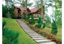 Cách khắc phục cho nhà xây trên sườn dốc