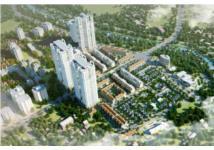 Nhộn nhịp đầu tư vào bất động sản phía Tây Hà Nội
