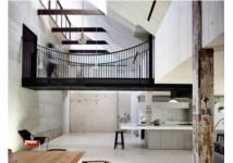 Cải tạo nhà kho cũ thành không gian sống tràn ngập ánh sáng