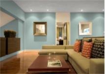 Cách chọn màu sơn tường phù hợp với hướng nhà
