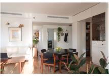 Căn hộ chung cư pha trộn hài hòa phong cách cổ điển và hiện đại