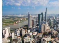 Căn hộ hạng sang Sài Gòn hút khách vì giá rẻ hơn nhiều nước