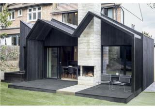 Thiết kế mới lạ và độc đáo của ngôi nhà nhỏ ở London