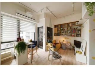 Sau cải tạo, căn hộ 33m2 như rộng gấp đôi
