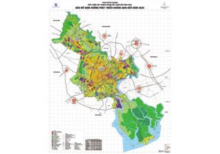 600 đồ án quy hoạch 1/2000 tại TP.HCM được phê duyệt