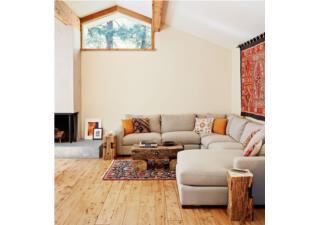 Gợi ý cách đưa chất liệu gỗ mộc vào không gian sống gia đình