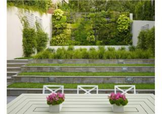 Mang cả thiên nhiên vào không gian sống với 10 ý tưởng làm vườn thẳng đứng