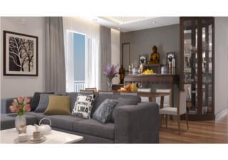 Chọn hướng bàn thờ cho căn hộ chung cư