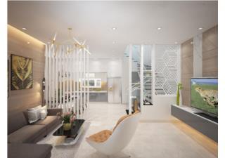 Nhà phố 3 tầng chữ L - Bố trí mặt bằng công năng và nội thất sao cho tiện nghi?