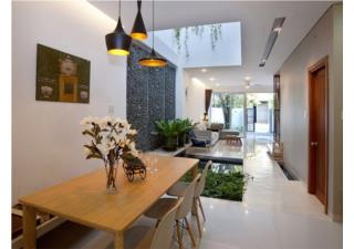 Kinh nghiệm thiết kế giếng trời cho nhà phố đẹp và hiện đại