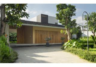 Lạ mắt với ngôi nhà 1.000 m2 tại Hóc Môn vừa xuất hiện trên báo Mỹ