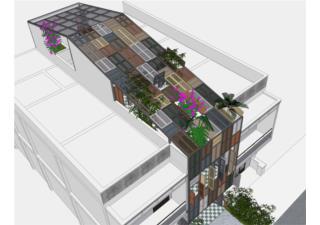 Tp.HCM: Căn nhà nhiều cửa sổ đẹp ngỡ ngàng sau khi được cải tạo bằng những đồ dùng bỏ đi