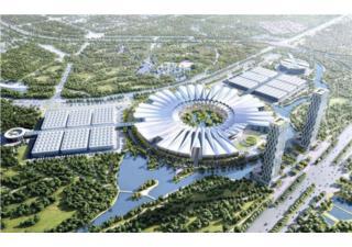Trình phê duyệt quy hoạch 1/2000 khu Thể dục thể thao Rạch Chiếc tại Tp.Thủ Đức