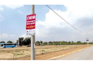 Ồ ạt săn quỹ đất quanh sân bay Long Thành