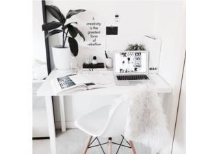 3 ý tưởng trang trí cho căn hộ màu trắng