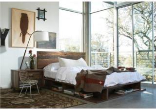 Trữ đồ dưới gầm giường tạo phong thủy xấu cho phòng ngủ