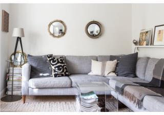 Gợi ý cách sắp xếp nội thất cho phòng khách nhỏ