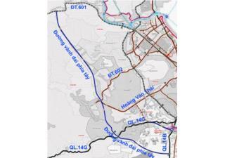 Phê duyệt quy hoạch chi tiết đường vành đai phía Tây 2 tại Đà Nẵng