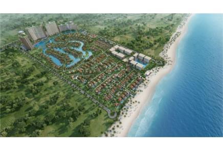 """Novaland ra mắt dự án NovaBeach Cam Ranh – """"Ngọc trời"""" trong lòng vịnh"""
