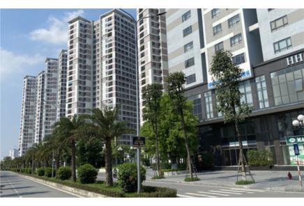 Giá căn hộ tại Hà Nội tiếp tục tăng