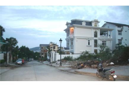 Phong tỏa 67 lô đất còn lại của dự án Ocean View Nha Trang